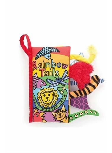 Jelly Cat Jellycat Bez Kitap Rainbow Tails Renkli
